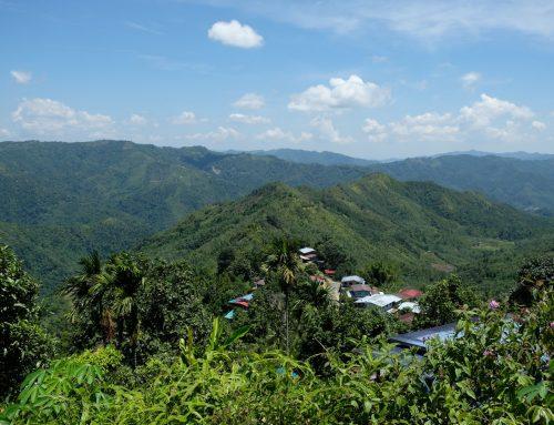 Ein schöner Ausflug auf Borneo